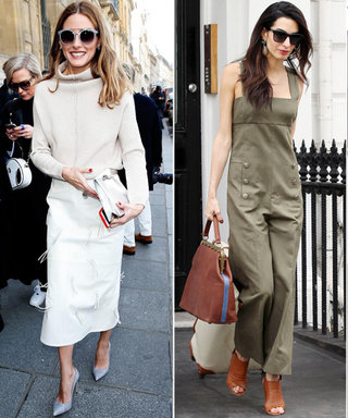The 23 Best Celebrity Street Style Looks of 2015