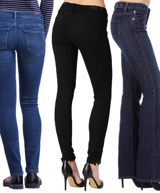 Your Shopping Guide to the Best Petite Jeans Out There