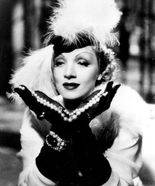 Happy Birthday to the Late Marlene Dietrich