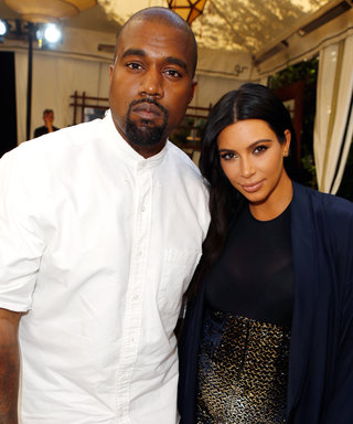 Saint West's First Baby Picture Is More Adorable Than We Imagined