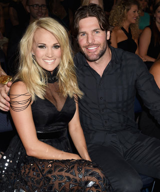 """Carrie Underwood Shares Adorable Photo of Her Husband and """"Lil Monkey"""" Son"""