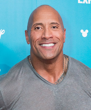 "Dwayne ""The Rock"" Johnson Playing with His Baby Daughter Jasmine Will Melt Your Heart"
