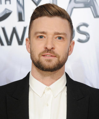 Justin Timberlake Shares Sentimental Photo of Himself and Baby Silas