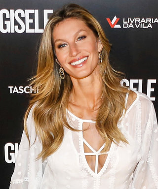 Gisele Bündchen Shares Sweet Photo of Her Kids Enjoying Boston's First Snow of The Season