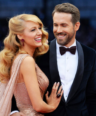 Blake Lively Gives Ryan Reynolds anAdorable Deadpool Doll—See the Photo!