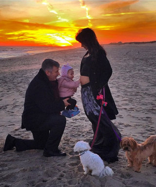 Hilaria and Alec Baldwin Reveal Their Baby News with an Endearing Family Photo