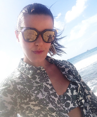 Travel Like an Editor: InStyle's Fashion Director Melissa Rubini Goes To St. Bart