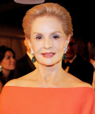 See 49 Celebrities Wearing Carolina Herrera In Honor of the Designer's Birthday