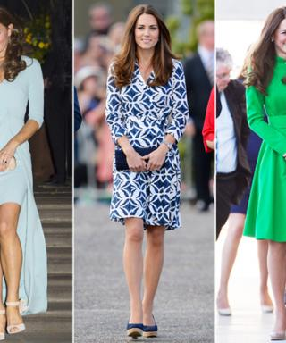 Fit for a Princess! See Kate Middleton's Most Memorable Outfits in Honor of Her Birthday