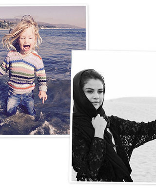 Jessica Simpson's Daughter Hits the Beach: Our Favorite Weekend Instagrams
