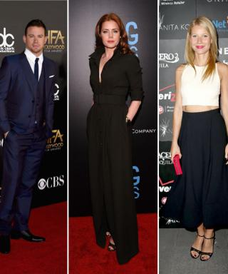 Channing! Amy! Gwyneth! These Stars Will Present at the 2015 Golden Globe Awards