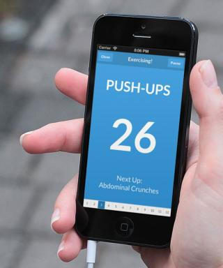 Good-Bye, Gym Membership! Try This 7-Minute Workout App Instead