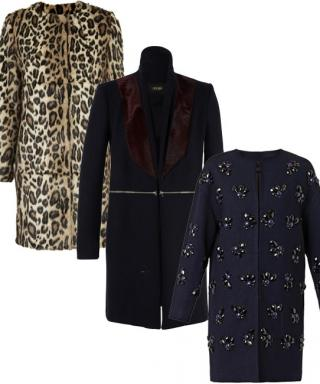 Stylish Statement Coats That Will Make Winter a Little More Bearable