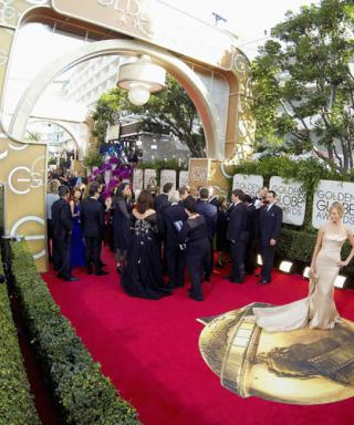 Now You Know: Yes, the Golden Globes' Red Carpet Really Is as Fun and Glamorous As It Looks