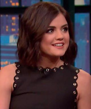 Watch Lucy Hale Make Her Late Night Talk Show Debut on Late Night with Seth Meyers