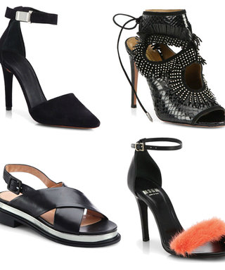 Sunday Score: Shop The Chicest Shoes on Sale at SaksFifthAvenue.com!