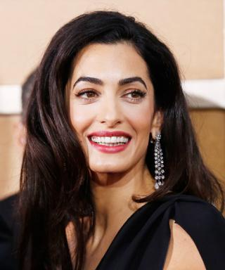 How to Get Amal Clooney's Glamorous Old Hollywood Makeup