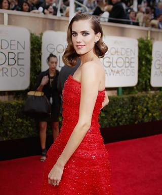 How to Get Toned Arms Like Allison Williams