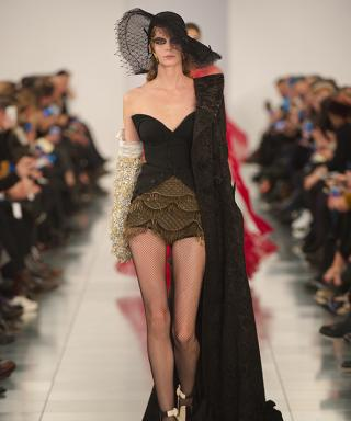 The Prodigal Showman Returns: A Look at John Galliano's First Collection for Maison Martin Margiela