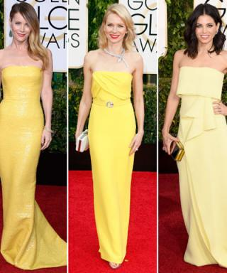 6 Stunning 2015 Golden Globes Red Carpet Trends