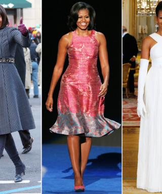 It's Michelle Obama's Birthday! See The First Lady's Finest Looks