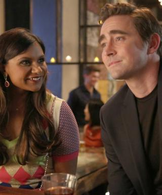 Mindy Kaling Fully Embraces the College Look on This Week's The Mindy Project