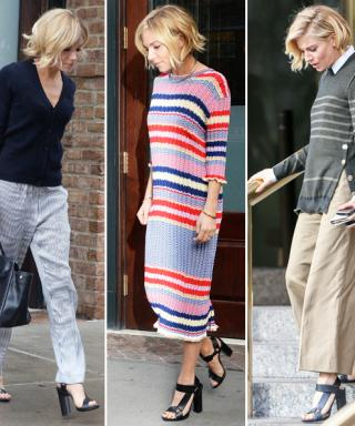 All Hail, Sienna Miller! The Star Styles the Same Black Sandals with Three Very Different Looks