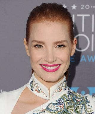 Move Over, Jared Leto! Jessica Chastain Has the New Best Braid in Town