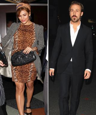 Eva Mendes and Ryan Gosling Step Out for a Date Night in L.A.