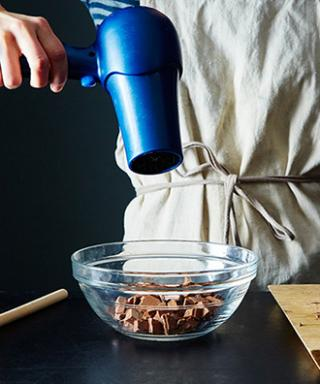 The Safest, Easiest Way to Melt Chocolate