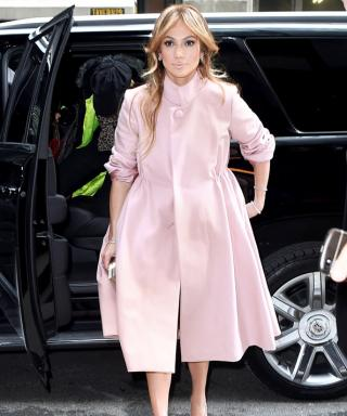 4 Days, 4 Killer Looks: Jennifer Lopez's Weekend in Outfits