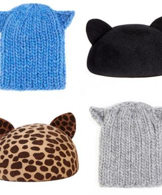 What's Right Meow: Channel Your Inner Cat Lady with These Playful Beanies and Berets