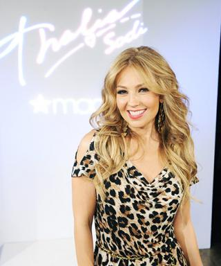 Latin Superstar Thalia Sodi Launches Line for Macy's: Your First Look at the Leopard Print-Filled Collection