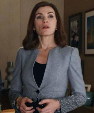 The Good Wife Work Outfit Inspo of the Week: Try One Statement Piece