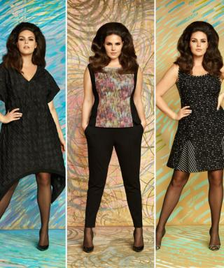 Hey, Plus-Size Fashionista! Isabel Toledo's Fourth Lane Bryant Collection Hits Stores Next Month