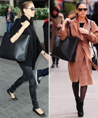 Angelina Jolie and Olivia Munn's Favorite Tote Just Got a Stylish Redesign