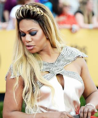 Nail Game Strong: See Laverne Cox and Danielle Brooks's Stunning SAG Award Manicures