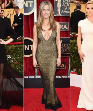 Every Stunning Look from the 2015 SAG Awards Red Carpet
