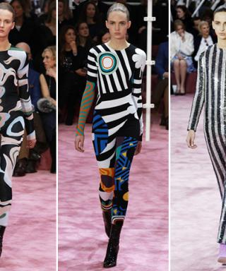 Haute Moments from the Dior Couture Show: Crazy Onesies, Fancy Raincoats, and More