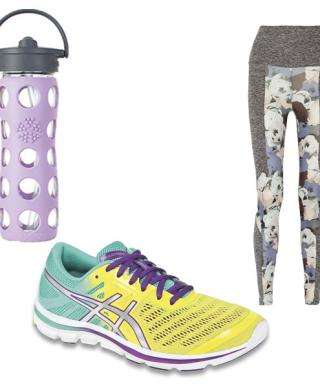 Haven't Started on Your New Year's Resolutions Yet? Here's Some Stylish Gear to Get You Motivated