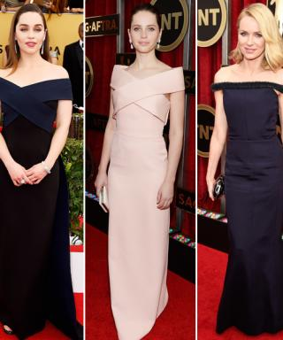 2015 SAG Awards Fashion Round-Up: See All the Standout Trends