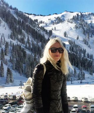 Travel Like an Editor: InStyle's Ali Pew Goes Skiing in Utah
