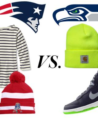 Super Bowl Style Showdown: What to Wear for This Week's Big Game