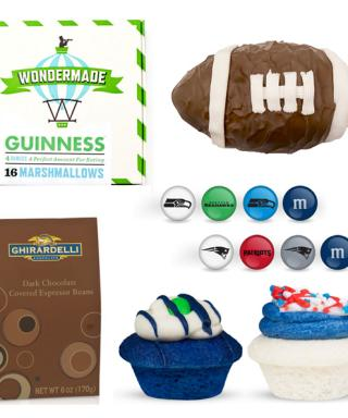 Touchdown! Sweet Snacks for Your Super Bowl Party