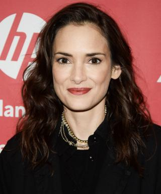 Recreate the Loose Curls  Winona Ryder Sported at Sundance