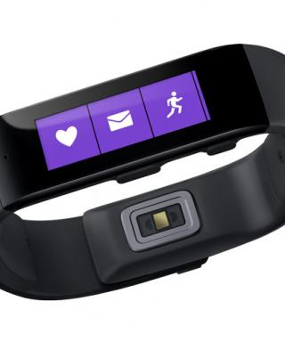 Editor-Tested: Microsoft's Health and Fitness Tracking Band