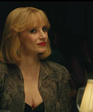 Brilliantly 1980s: Jessica Chastain Reveals How Her Armani Costumes Came Together for A Most Violent Year in This Video