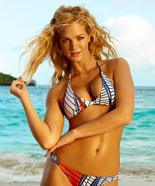 The First 2015 Sports Illustrated Swimsuit Issue Model Has Been Announced: Erin Heatherton