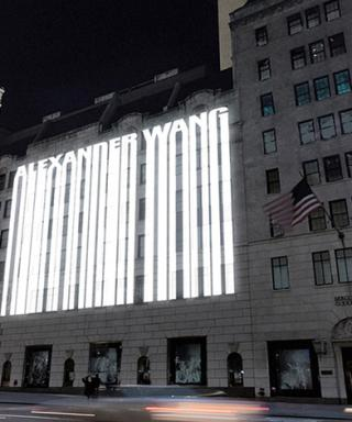 Alexander Wang Is Taking Over Bergdorf Goodman's New York City Store