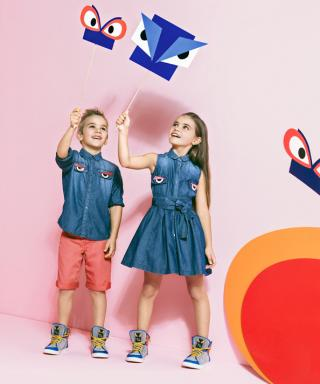 The Cutest Thing You'll See Today: The Fendi Kids Spring 2015 Ad Campaign